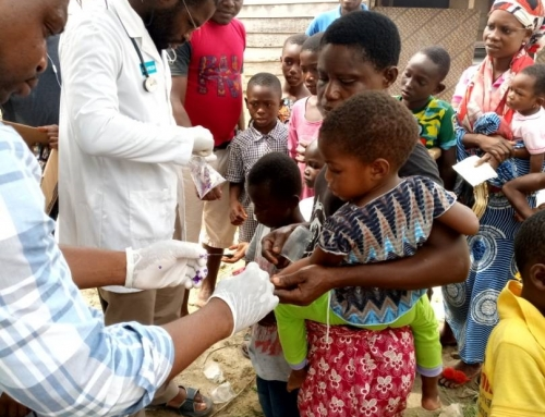 Medical outreach Lagos